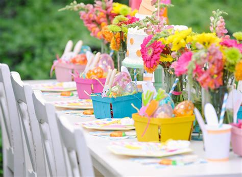 easter themed events plan a bunny tastic kids easter party project nursery