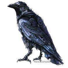 1000 ideas about raven art on pinterest ravens crows
