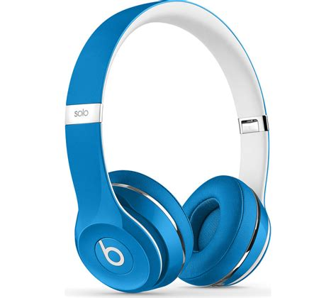 Beats Co by Buy Beats 2 Headphones Luxe Edition Blue Free