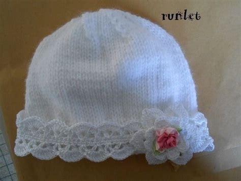 Potage Bãģ Bãģ 6 Mois Bonnet B 233 B 233 Fleur En Coton Dmc Made In 0 1