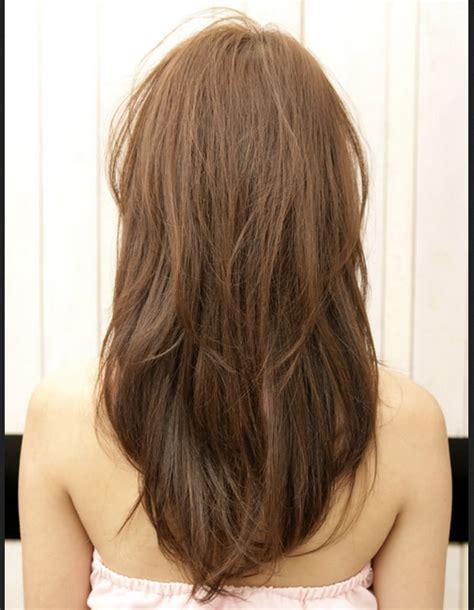 Model Rambut Belakang model rambut segi panjang tak belakang