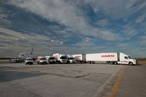 estafeta offers offers comprehensive ltl air cargo and express courier services