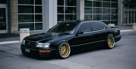 lexus ls400 modified 4 things that the ls400 the luxury sedan