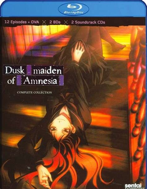 dusk maiden of amnesia dusk maiden of amnesia the complete collection