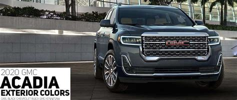 2020 gmc midsize suv 2020 gmc midsize suv rating review and price car review