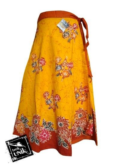 Rok Lilit Motif 4 rok batik lilit pendek motif cap sekar ikat murah