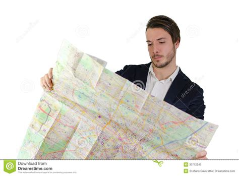 Reading Lost by Looking At City Map Confused Or Lost Royalty