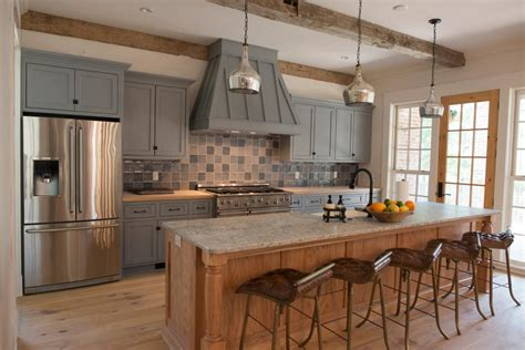 Rustic Grey Kitchen Cabinets by 10 Types Of Rustic Kitchen Cabinets To Pine For