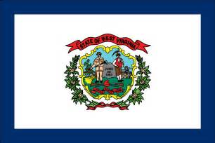 of virginia colors west virginia state flag flagnations