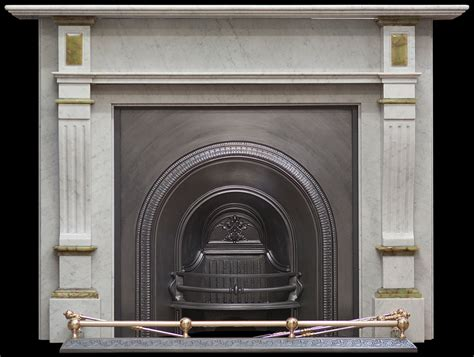Large Marble Fireplaces by Large Marble Fireplace The Antique Fireplace Restoration