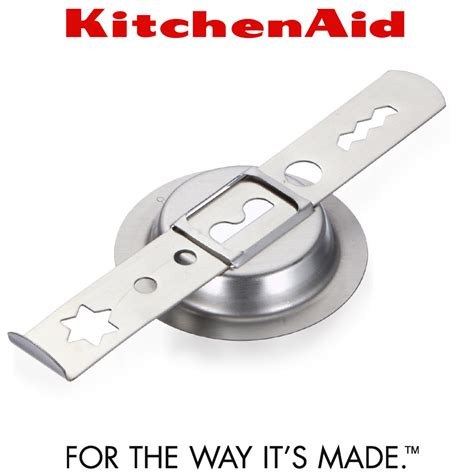 KitchenAid   Cookie Press Attachment   Cookfunky
