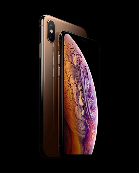 iphone xs and iphone xs max announced 6 5 inch model new gold finish much more 9to5mac