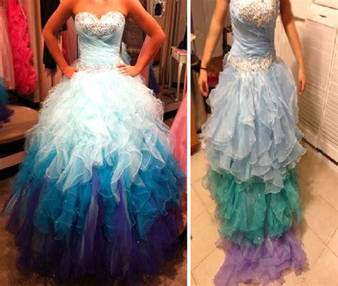 expectativa vs realidad 27 vestidos de novia que no