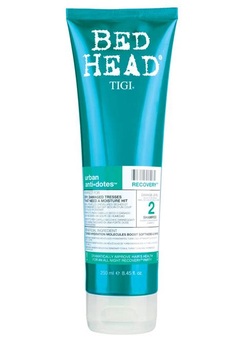 bed head shoo review tigi bed head urban antidotes recovery shoo