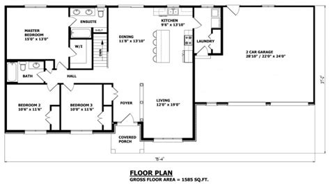 bc floor plans house plans with photos canada
