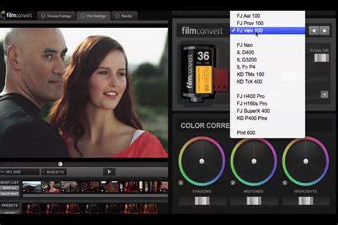 filmconvert full version filmconvert new canon and sony profiles by jose antunes