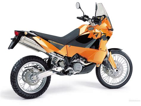 Ktm 950 Adventure 2006 Ktm 950 Adventure Orange Moto Zombdrive
