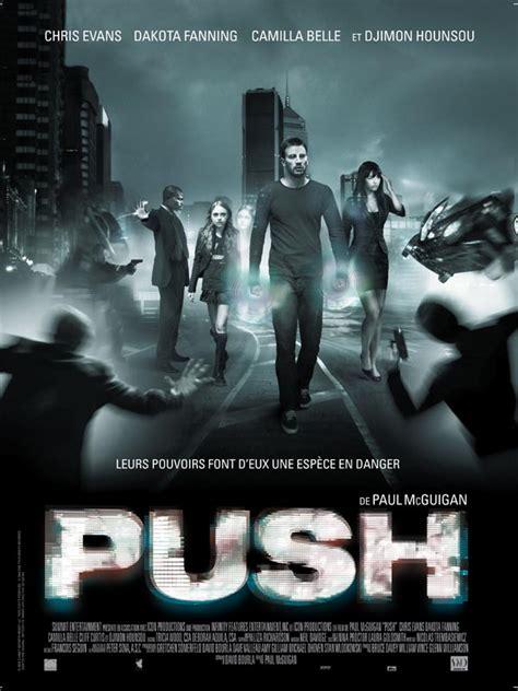 Push 2009 Film Push Review Trailer Teaser Poster Dvd Blu Ray Download Streaming Torrent Megaupload