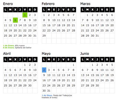 Calendario Escolar 2017 Cantabria Calendario Laboral 2016 Cantabria De Opcionis
