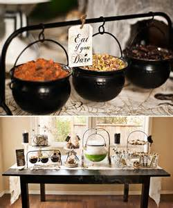Decorating Pottery Barn Style On A Budget A Witchy Halloween Party Shari S Berries Blog