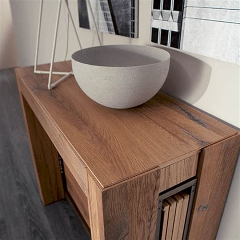 tavoli a console consolle allungabile a4 in legno tavoli a prezzi scontati