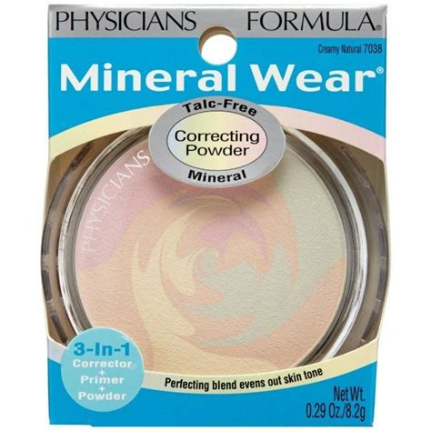 Correcting Powder comprar mineral wear correcting powder physicians formula