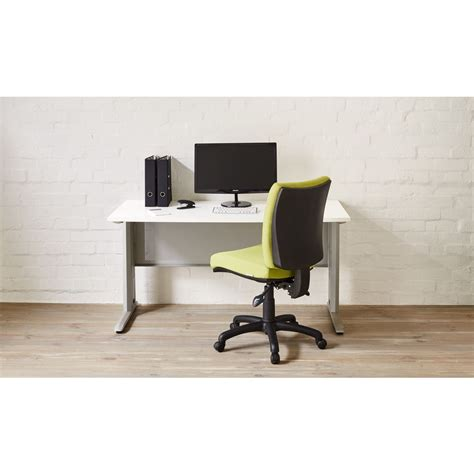 office desk matrix office desk 1500mm ebay
