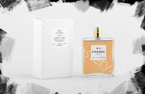 Chanel No 5 Edp 100ml Tester chanel no5 100ml edp testery perfumy