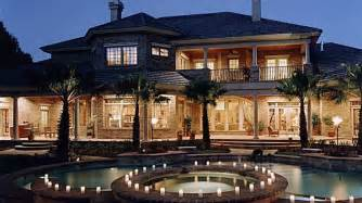 Large Luxury Homes by Ta Luxury Homes Lodge Pool Home