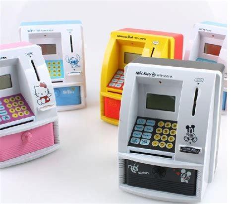 Celengan Deposit Box get special items here celengan atm lucu