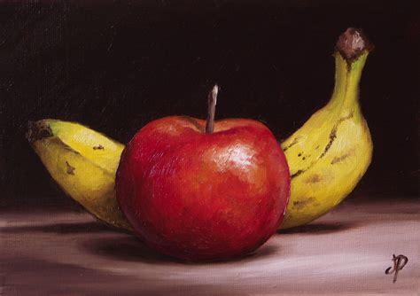 apple and banana jane palmer fine art march 2014