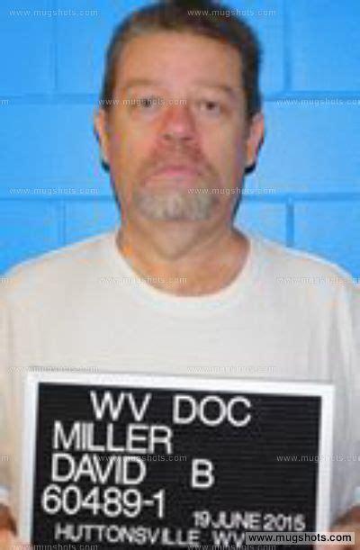 Mcdowell County Arrest Records David B Miller Mugshot David B Miller Arrest Mcdowell