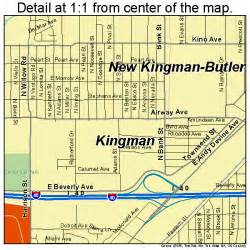 kingman arizona map 0437620