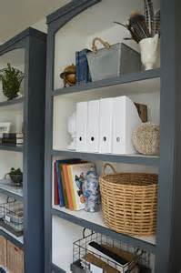 diy bookshelves for check out the diy bookshelves in this home office