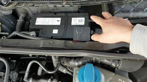 Service Manual How To Change Battery 2009 Audi S4