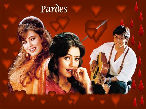film india full ilona wallpapers pardes shah rukh khan indian full movie