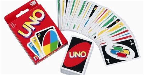 Kartu Uno Kartu Permainan Uno cara bermain kartu uno permainan bocah