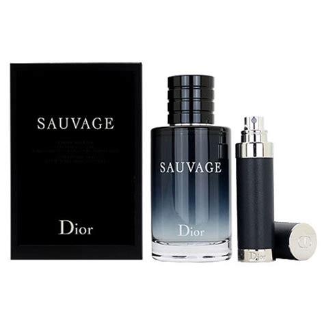 Sale Parfum Original Sauvage 100ml Edt christian sauvage 2 pcs travel set for fragrancecart