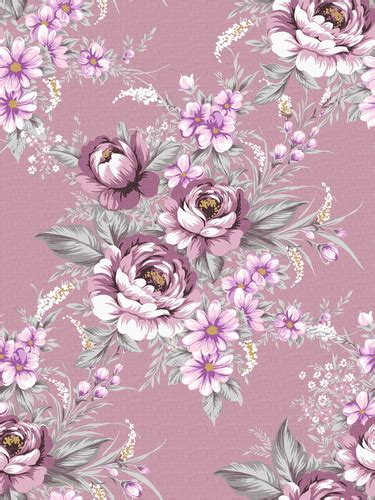 wallpaper flower vintage pinterest purple floral print vintage wallpaper yummy shabby