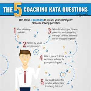 toyota kata 5 questions to engage your work teams