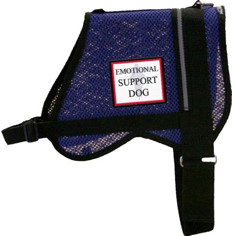 emotional support mesh emotional support vest choose from 35 patches