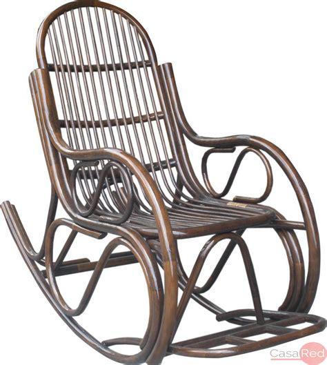 sedia a dondolo vimini poltrona sedia a dondolo rattan vimini bamboo midollino