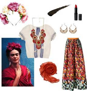 diy costumes 25 best ideas about frida kahlo costume on pinterest