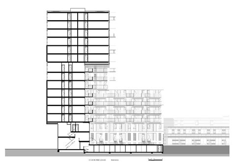 kenner section 8 wohnturm de verkenner in utrecht fliesen und platten