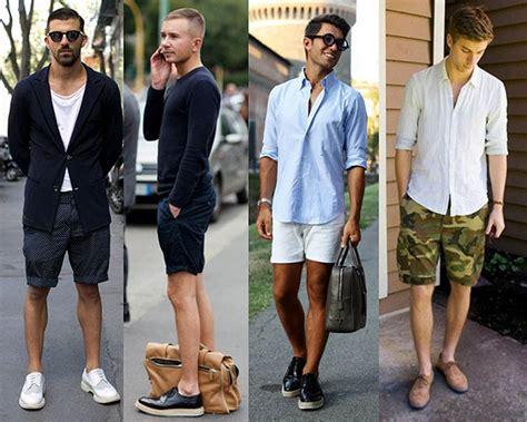 Baju Kaos Anak Macan Keren pria perlu tahu ini 5 trik gunakan celana pendek agar