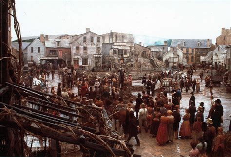Nyc Set 2002 gangs of new york set design cinema the list