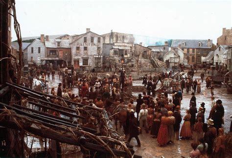 New York Set Murah 2002 gangs of new york set design cinema the list