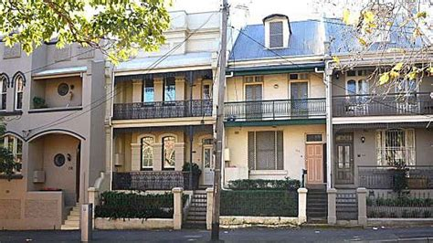 terraced house terrace houses at surry hills abc news australian broadcasting corporation