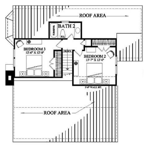Cajun Cottage House Plans by William E Poole Designs Cajun Cottage