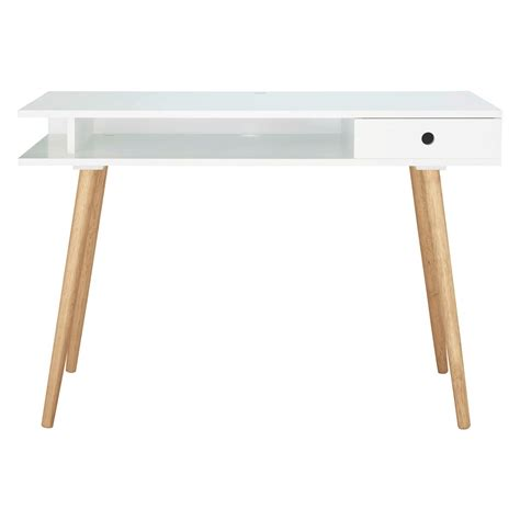 white desk uk cato large white desk buy now at habitat uk